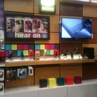 Photo taken at Sony Store by Monica S. on 10/6/2015