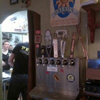 Photo taken at Peg's Cantina & Brew Pub by Lincoln F. on 12/8/2012