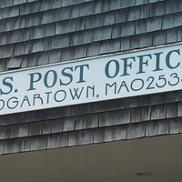 Photo taken at Edgartown Post Office by Sarah M. on 10/10/2013