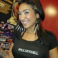 Photo taken at Floyd's 99 Barbershop by Sean D. on 10/23/2012