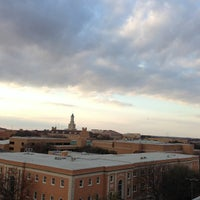 Photo taken at University of North Texas by Mike Z. on 1/27/2013