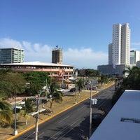 Photo taken at Hotel Bonampak by Rich R. on 3/29/2015