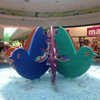 Photo taken at Parque D. Pedro Shopping by Cassio Rogério M. on 11/11/2012