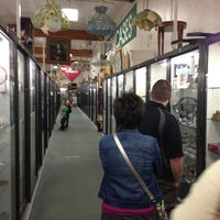 Photo taken at Brass Armadillo Antique Mall by Todd F. on 2/8/2013