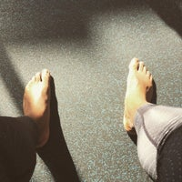 Photo taken at Balance Gym by James D. on 7/16/2015