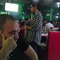 Photo taken at Angel Cafe by Burak M. on 11/23/2012
