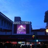Photo taken at Bugis Street by Franka K. on 1/13/2013