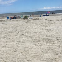 Photo taken at Burkes Beach by Alex A. on 6/20/2016
