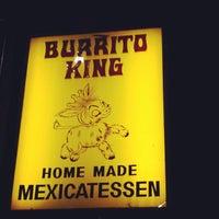 Photo taken at Burrito King by John S. on 11/7/2014