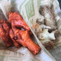 Photo taken at Wingstop by Justin O. on 7/9/2016