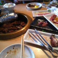 Photo taken at Gyu-Kaku Japanese BBQ by 2 T. on 9/27/2012