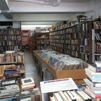 Photo taken at Mercer Street Books by Philip C. on 6/17/2014