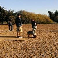 Photo taken at Alameda Dog Park by jody on 3/10/2013