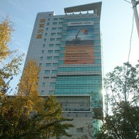 Photo taken at shaanxi business hotel by K M. on 11/28/2012