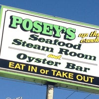Photo taken at Posey's by Dana R. on 3/16/2013