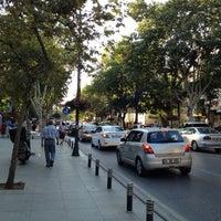 Photo taken at Bağdat Avenue by Berkan B. on 7/20/2013