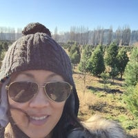Photo taken at McMurtrey's Red-Wood Christmas Tree Farm by Amy M. on 11/30/2015