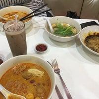 Photo taken at Ak Noodles House 阿坤西刀鱼丸 by aaaiinn n. on 8/3/2016