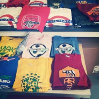Photo taken at Upper 90 Soccer Store by Suman G. on 2/14/2013