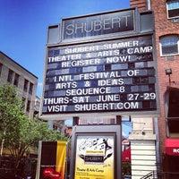 Photo taken at Shubert Theatre by Matthew R. on 6/29/2013