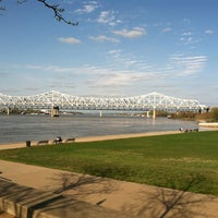 Photo taken at Waterfront Park by Patrick J. on 4/15/2013