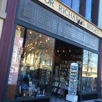 Photo taken at Poor Richard's Books by Kevin K. on 1/7/2016