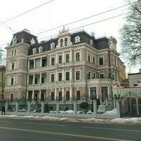 Photo taken at Krievijas vēstniecība | Посольство России by Artemio⑦⑦⑦ on 2/17/2013
