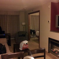 Photo taken at Embassy Suites by Hilton Montreal by Sean D. on 3/6/2013