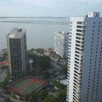Photo taken at Four Seasons Hotel Miami by Diana P. on 7/4/2016