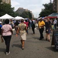 Photo taken at FRESHFARM Market by the White House by Shaunna H. on 8/8/2013