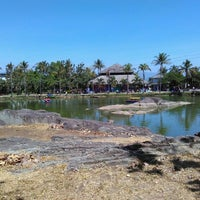 Photo taken at Kampung Batu Malakasari by Bambang S. on 7/19/2015