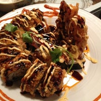 Photo taken at Ginza Japanese Steak House by Allen A. on 2/15/2013