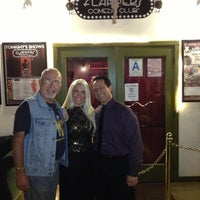Photo taken at Flappers Comedy Club by Edward P. on 11/3/2012