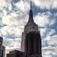 Photo taken at Broadway Pedestrian Mall - 39th St to 42nd St by David K. on 10/14/2014