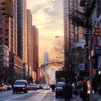 Photo taken at Broadway Pedestrian Mall - 39th St to 42nd St by David K. on 1/2/2015