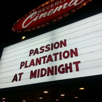 Photo taken at New Beverly Cinema by William C. on 3/3/2013