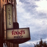 Photo taken at Fong's Pizza by Corey J. on 9/14/2012