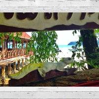 Photo taken at Magic Resort Koh Chang by Maria B. on 5/8/2015