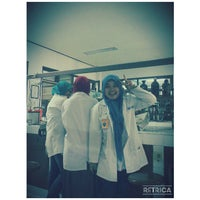Photo taken at Gedung D FKIP UNS by Dhini A. on 9/25/2014