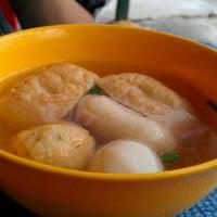 Photo taken at Ming Han Food Court by Vishul W. on 11/4/2011