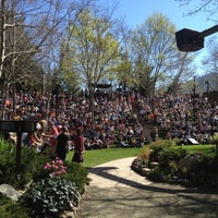 Photo taken at Applegate Christian Fellowship by Linda M. on 4/22/2012