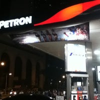 Photo taken at Petron by Tim V. on 4/10/2012