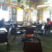 Photo taken at Bob's Taco Station by Andrew H. on 6/7/2012