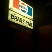 Photo taken at The Brass Rail by Kinta D. on 4/18/2012