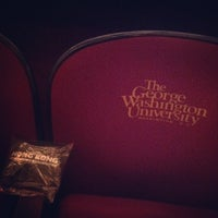 Photo taken at Lisner Auditorium by Jeromy-Yu C. on 7/14/2012