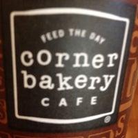 Photo taken at Corner Bakery Cafe by Bernie B. on 6/26/2012