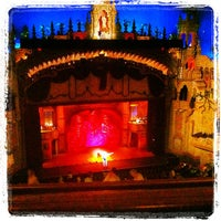 Photo taken at The Majestic Theatre by Luis G. on 5/12/2012