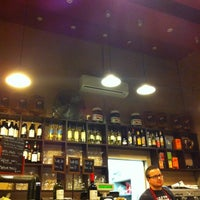 Photo taken at Divina Piadina - Piadineria artigianale a Milano by Giulio M. on 4/3/2012