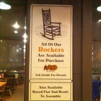 Photo taken at Cracker Barrel Old Country Store by Marc C. on 12/29/2011