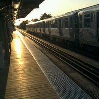 Photo taken at CTA - Southport by Tyler R. on 9/12/2011